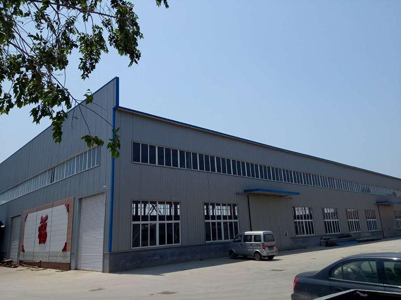 现代化厂房